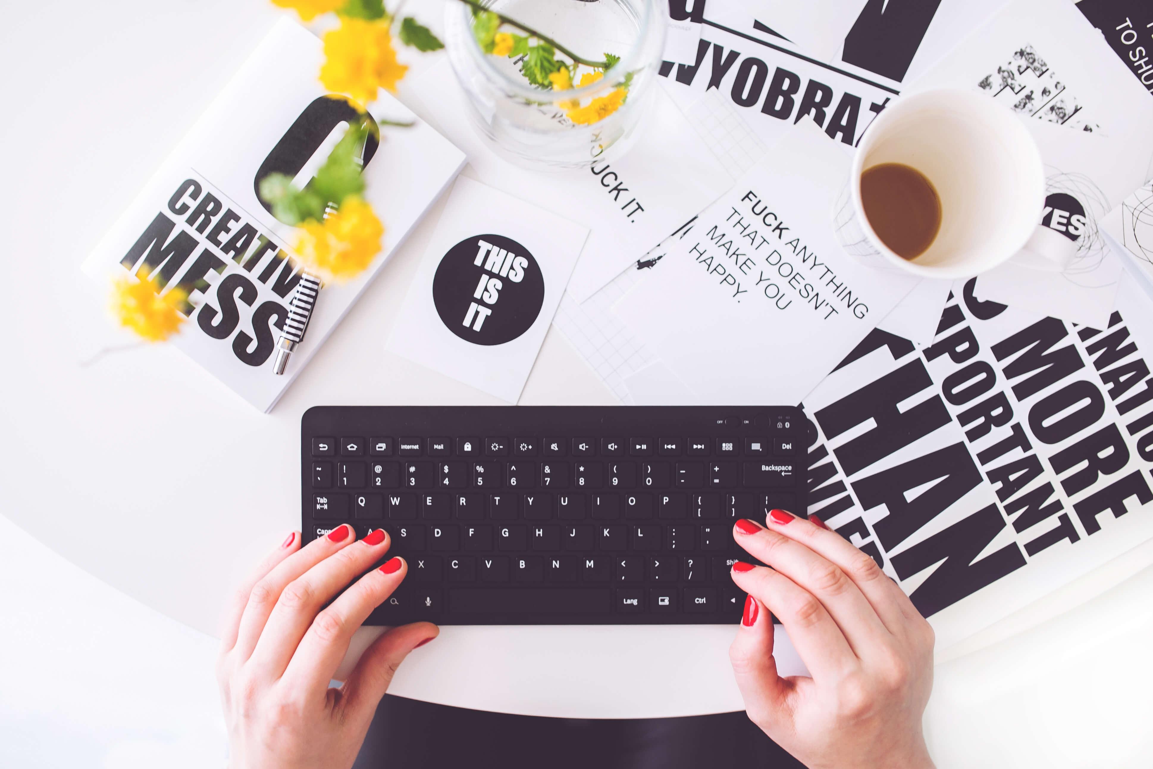 Bloggen voor bedrijven. Hoe pak je dat aan?