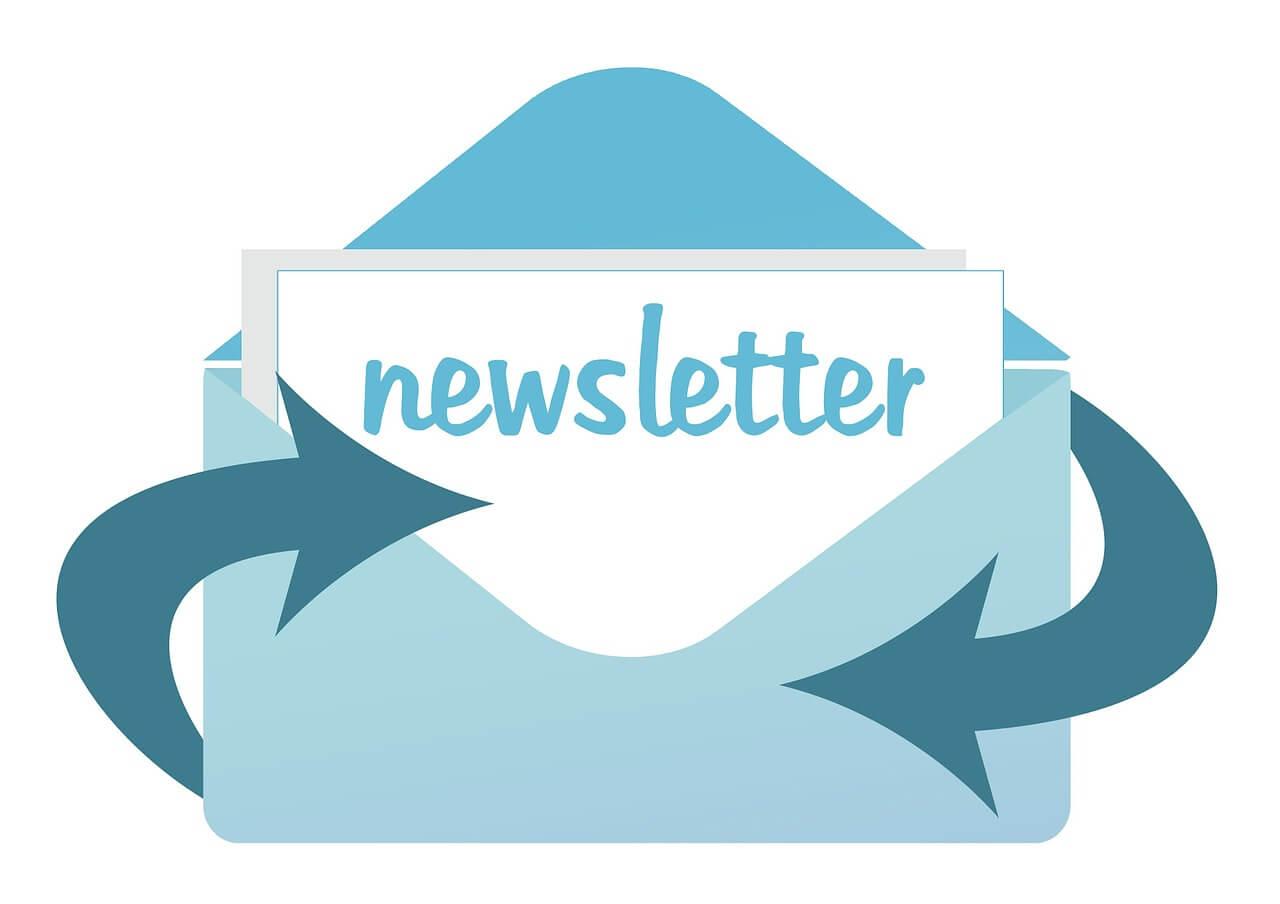 5 tips voor een succesvolle nieuwsbrief